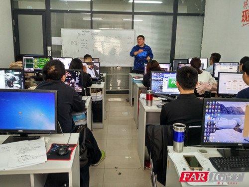 沈阳VR培训机构创造精彩人生